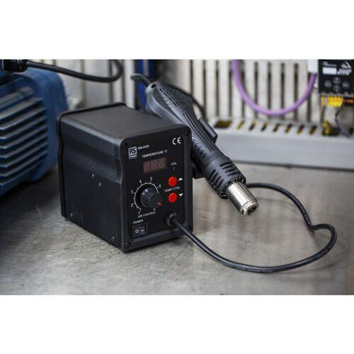 RS PRO LED Lötstation 700W / 220 → 240V, Typ F – Stecker mit