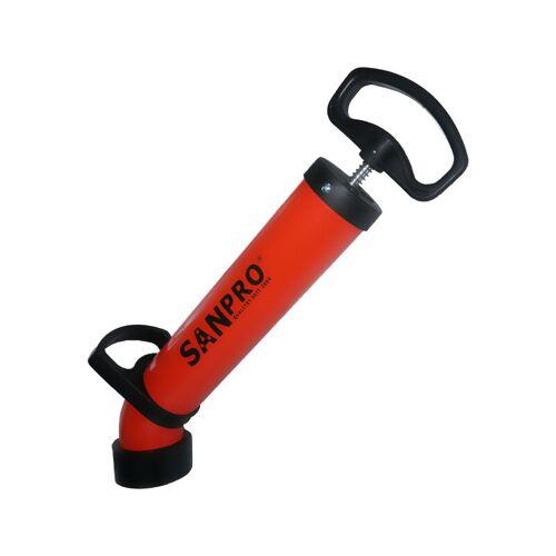 SANPRO Druckrohrreiniger / Abflussreiniger Pumpe / Rohrreinigungspumpe - Sanpro