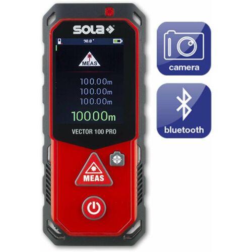 SOLA Laser-Entfernungsmesser Vector 100 PRO - Sola