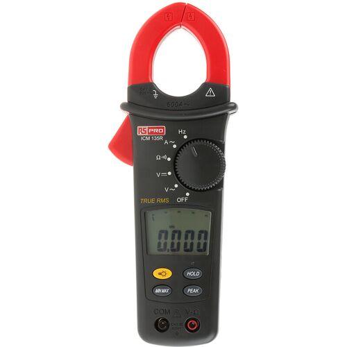 RS PRO ICM135R LCD Zangenmessgerät / 600V dc 600V ac 600A ac, 400? - Rs Pro