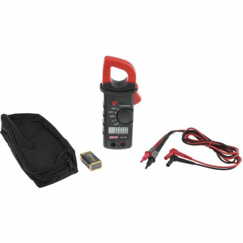 RS PRO ICM33II LCD Zangenmessgerät 600V ac 600A ac, 2k? - Rs Pro