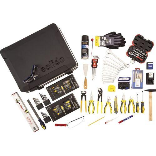 Vasalat - Universal-Werkzeugkoffer 125-teilig