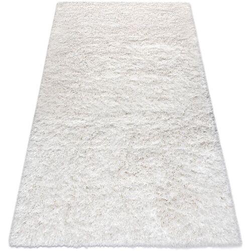 RUGSX Teppich SUPREME 51201060 shaggy 5cm weiß Weiß 200x290 cm