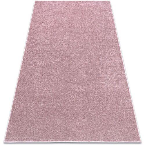 Rugsx - Teppich Teppichboden SANTA FE erröten rosa 60 eben, glatt,