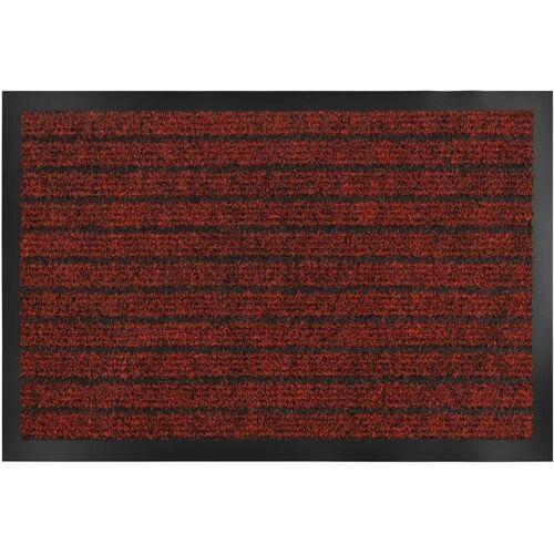 Floordirekt - Schmutzfangmatte Dura Rot 66 x 120 cm