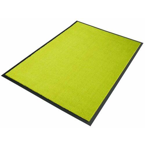 Floordirekt - Premium-Schmutzfangmatten als Zuschnitt Lindgrün B21,