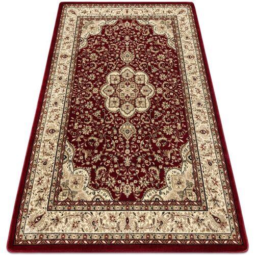 Rugsx - Teppich ROYAL AGY modell 0521 rotwein Rottönen 180x270 cm