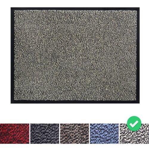 PANORAMA24 Fußmatte Schmutzfangmatte 60x90 cm, Farbe: Beige, Türmatte Fußabtreter