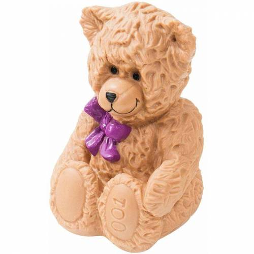 HMF 48918 Spardose Teddy, 11,5 x 17 x 11,5 cm - HMF