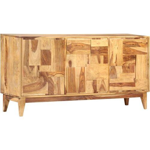 Vidaxl - Sideboard 145×40×76 cm Massivholz Palisander