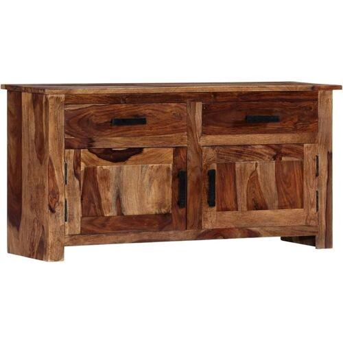 Vidaxl - Sideboard 100 x 30 x 50 cm Massivholz