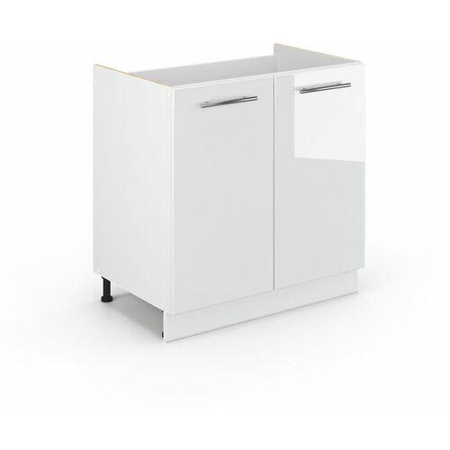 VICCO Spülenunterschrank 80 cm Küchenschrank Küchenschränke