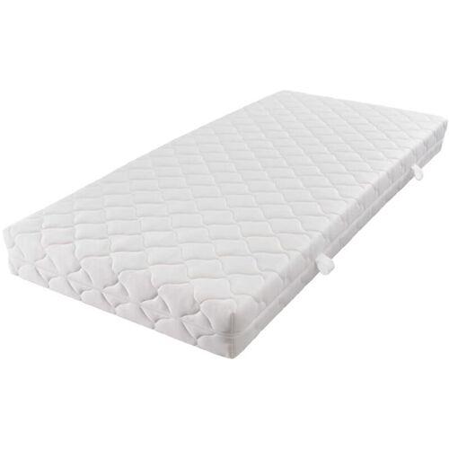 YOUTHUP Matratze mit waschbarem Bezug 200×90×17 cm