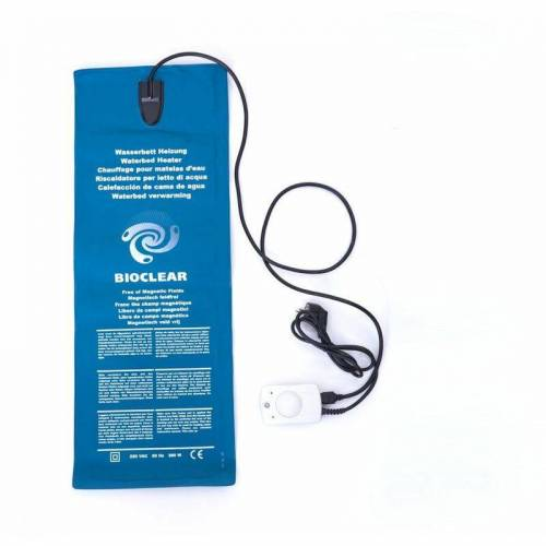 BELIANI Wasserbettheizung für Wasserbetten Vinyl Leistung 300 W Thermostat