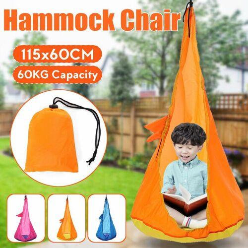MANTA 60kg tragbare Kinder Kinder Hängematte Stuhl hängenden Schaukelsitz