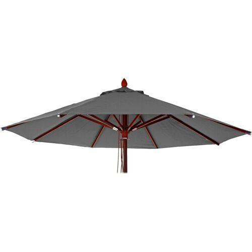 HHG Bezug für Gastronomie Holz-Sonnenschirm 656, Sonnenschirmbezug