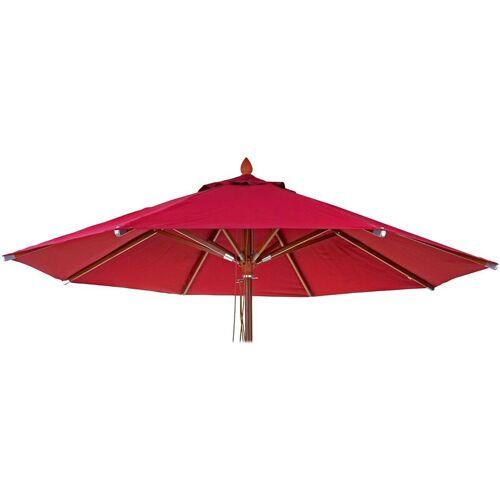HHG Bezug für Gastronomie Holz-Sonnenschirm 667, Sonnenschirmbezug