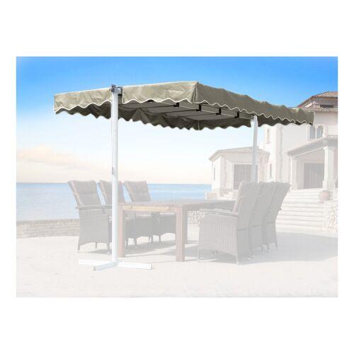 Quick-Star Ersatzdach Standmarkise Dubai Markise Sand