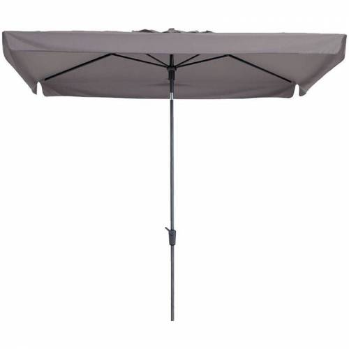 MADISON Sonnenschirm Delos Luxe 300 x 200 cm Taupe PAC5P015 - Madison