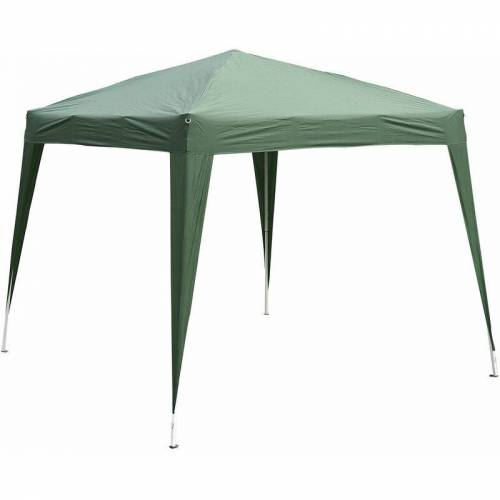 Outsunny ® Faltpavillon 3x3m Grün Popup - grün - Outsunny