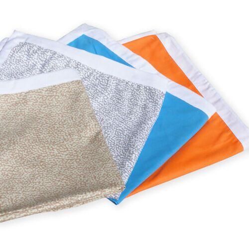 Beachline - 2er Set Mikrofaser Badetuch Strandtuch Handtuch für Liege