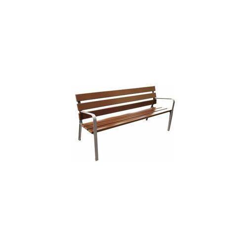 CERTEO Sitzbank ERGO   HxBxL 83 x 66 x 180 cm   Certeo Sitzbank Parkbank