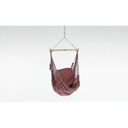 CHICO Hängesessel - Baumwolle 190 x 95 cm - Hängesessel Baumwolle - extrabunt