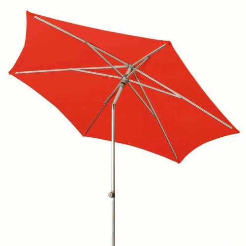 DOPPLER Sonnenschirm 'ACT Push UP', Ø ca. 270 cm rot - Doppler