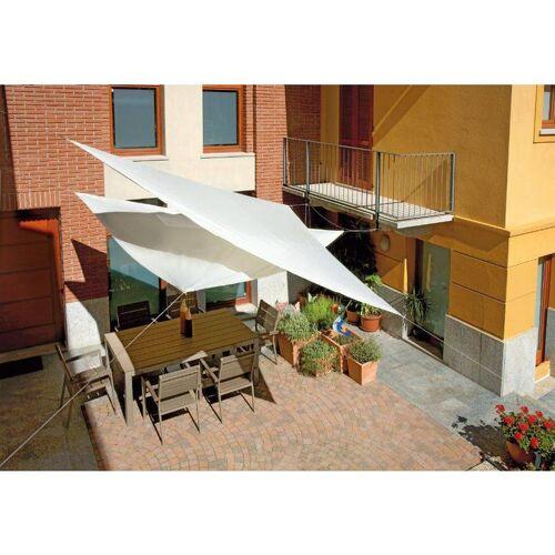 CAESAROO Dreieckiges Segel 3,6 m   Ecru