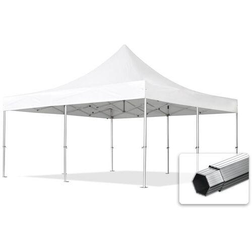 Profizelt24 - ALU Pavillon Faltpavillon 5x5m ohne Seitenteile robust