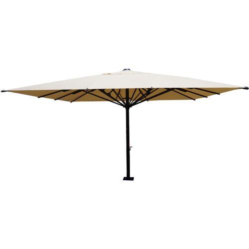 HHG Gastronomie-Luxus-Sonnenschirm 554, XXL-Schirm Marktschirm, 5x5m