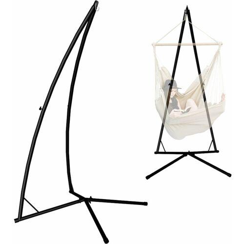 AMANKA Hängesessel Gestell für XL Hängestühle 215cm Hängestuhl Ständer bis