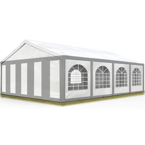 Profizelt24 - Hochwertiges Partyzelt 5x8 m Pavillon Zelt 240g/m² PE