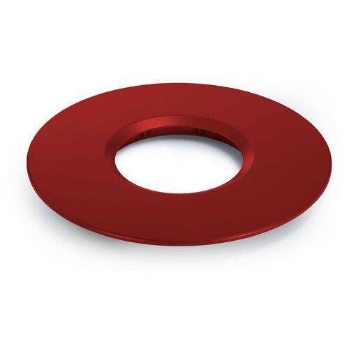 MONDUM Runder Tisch Rot Mediterraneo