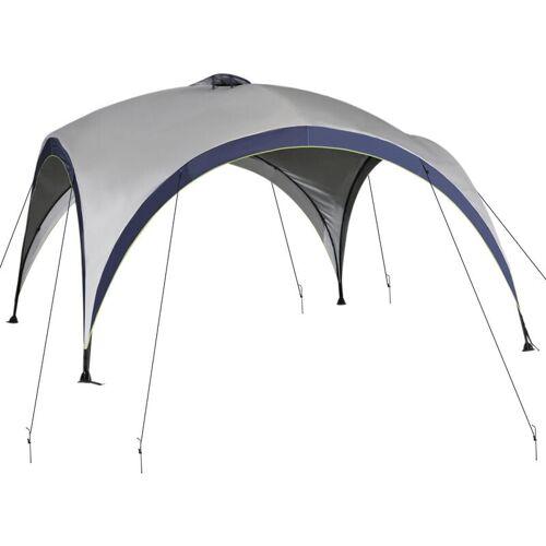 Outsunny® Garten Pavillon Pergola Partyzelt Sonnenschutz wetterfest
