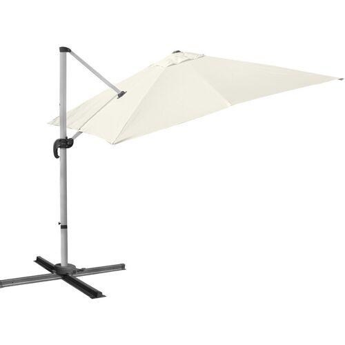 Outsunny ® Sonnenschirm Roma Ampelschirm Gartenschirm 0-60° verstellbar 360°