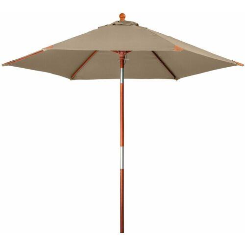 DOPPLER Sonnenschirm/ Gastro-Sonnenschirm 'Havanna Junior ' 240 cm, sand, Bezug