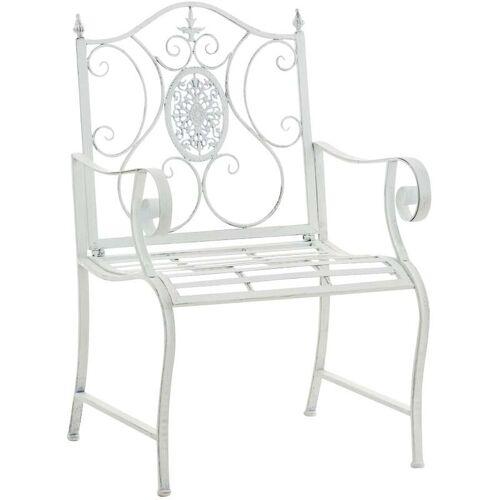 CLP - Stuhl Punjab -antik_weiß