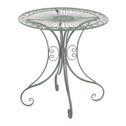 CLP - Tisch Hari-antik_grün