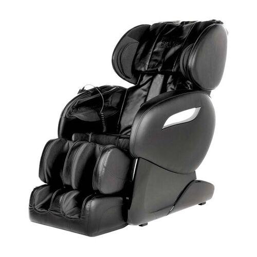 Home Deluxe - Massagesessel Sueno V2 - schwarz   Massagestuhl,