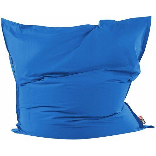 BELIANI Sitzsack Blau 180 x 230 cm Indoor Outdoor Stark wasserabweisender