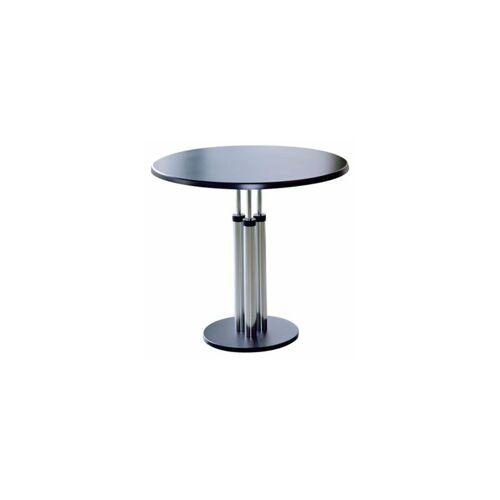 NOWY STYL Bistro-Tisch - Tischplatte aus Werzalit, Ø 800 mm - Höhe 750 mm