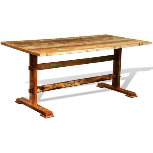 Vidaxl - Esstisch Vintage Altholz