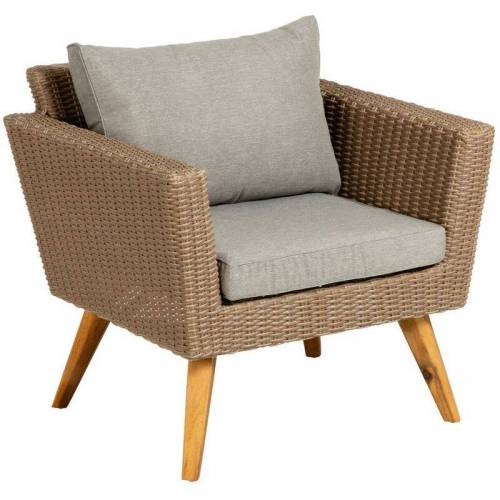 KAVE HOME Sessel Sumie FSC 100% - Natural - Kave Home
