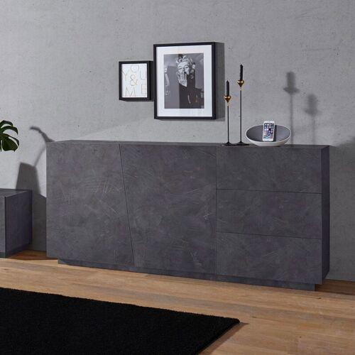 Ahd Amazing Home Design - Kommode mit modernem Design 2 Türen 3
