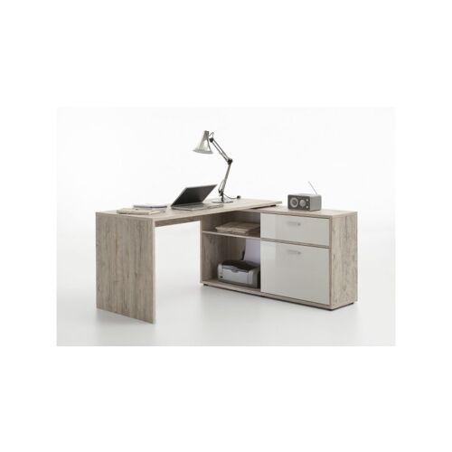 Fmd Mobel - Schreibtisch Eckschreibtisch Winkelschreibtisch Diego