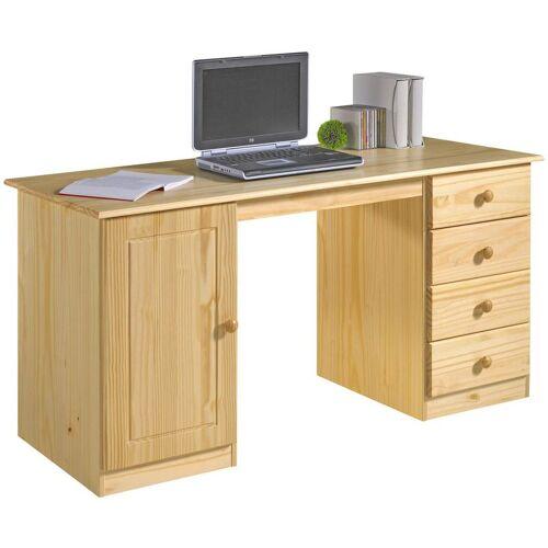 Idimex - Schreibtisch MANAGER in natur