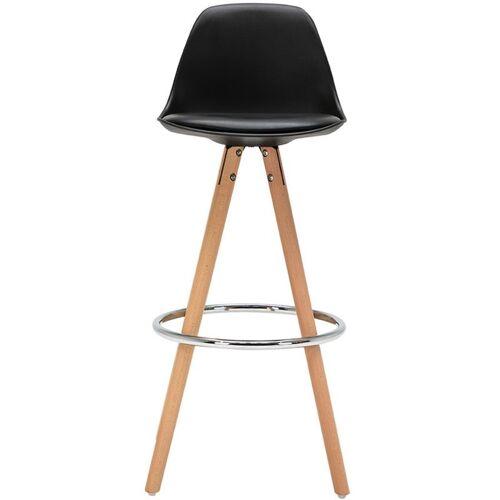BAYMATE 2er Barhocker Set Thekenhocker Lässig Stuhl für Esstisch Küche