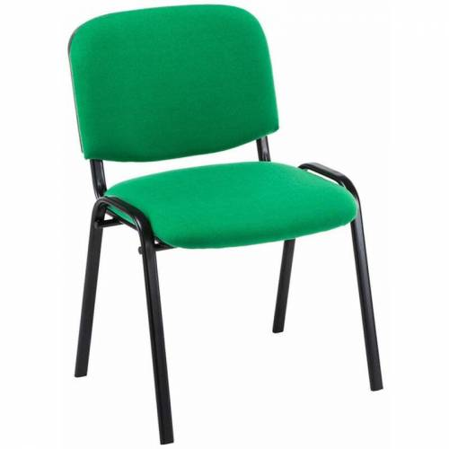 CLP Stapelstuhl Ken Stoff-grün