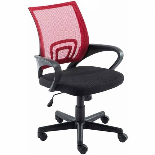 CLP Bürostuhl Genius-rot
